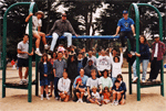David KIngsley's Lab Outing at San Francisco Zoo in 1998.