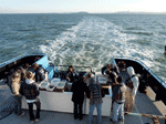 Lab on San Francisco Bay tour, 2011